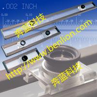 菲林尺EA021 刻度0.1mm