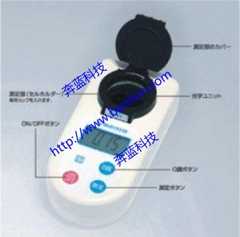 单项目水质分析仪DPM-