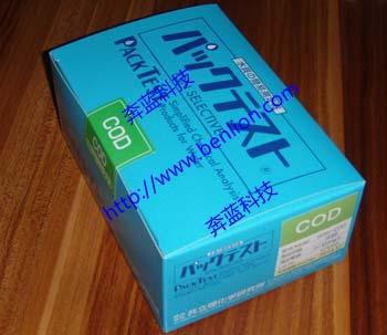 水质测试盒WAK-COD化学需氧量
