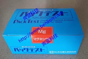水质测试包WAK-Mg镁