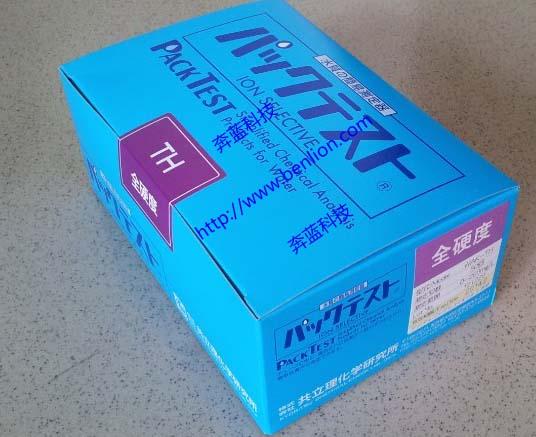 水质测试包WAK-TH全硬度