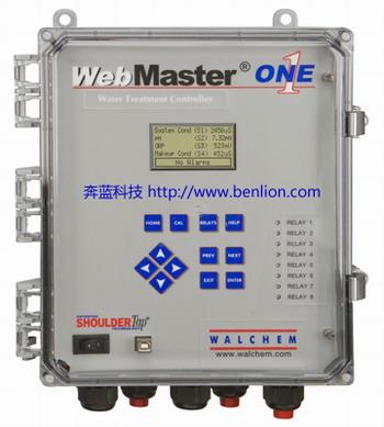 在线水处理控制器WebMaster ONE
