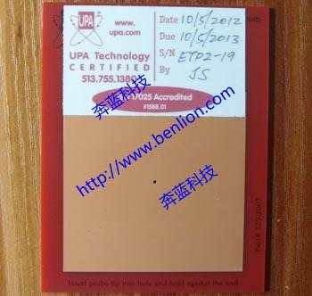 ETP孔铜标准片-美国UPA