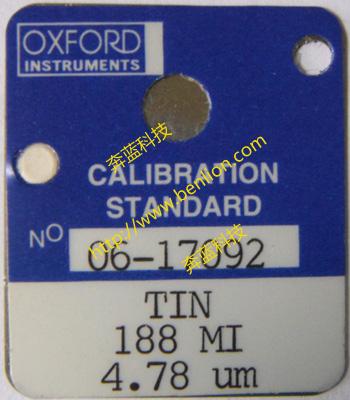 牛津锡镀层标准片TIN